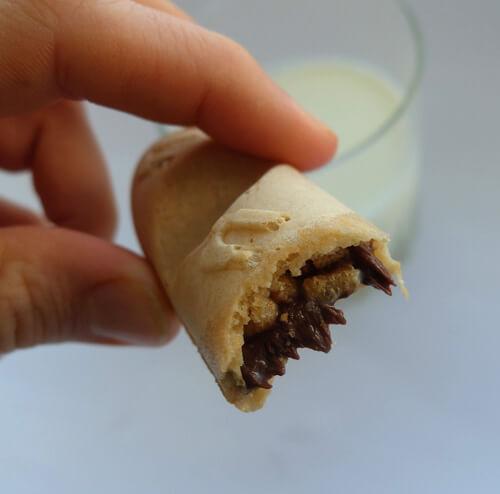 Gourmandise B-Ready au Nutella de Ferrero