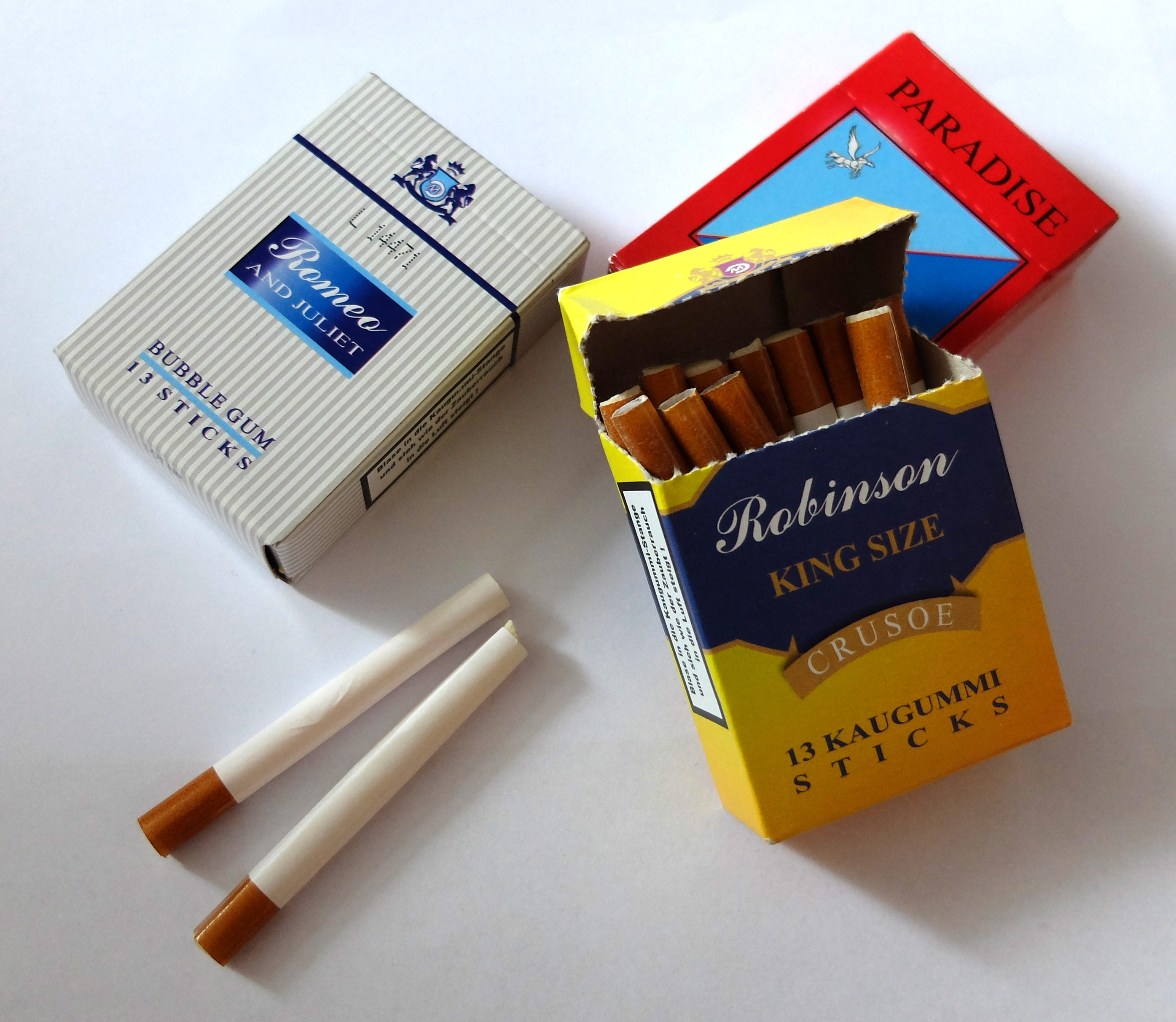 Acheter des cigarette en ligne