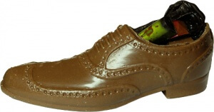chaussure homme chocolat