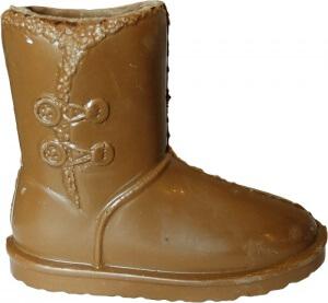 chaussure ugg en chocolat